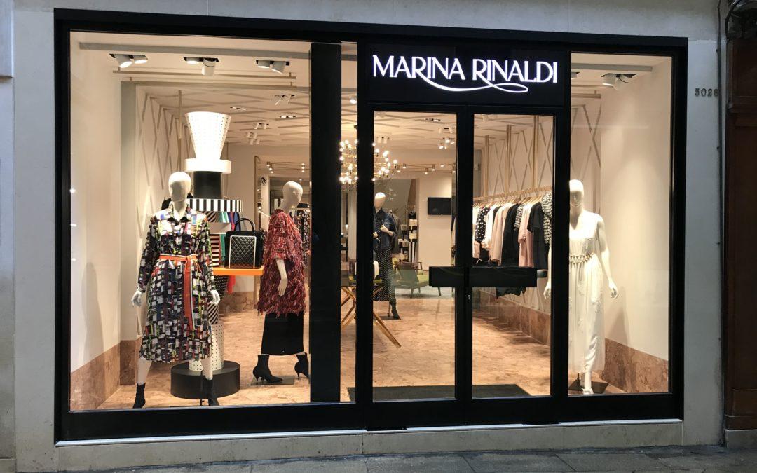 Ristrutturazione negozio Marina Rinaldi – Venezia